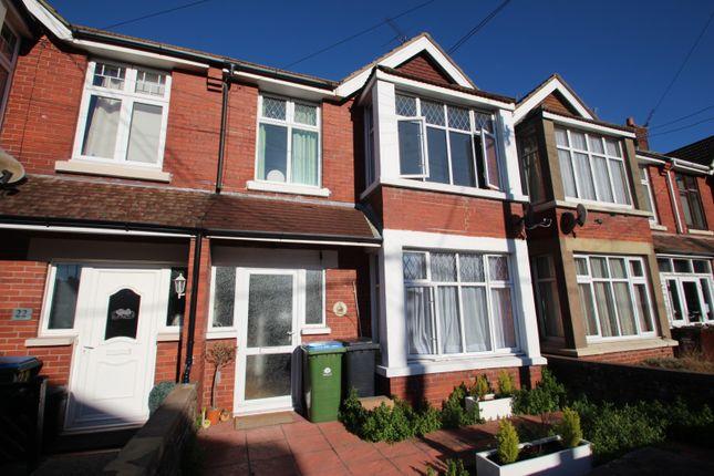 Thumbnail Property to rent in Clun Road, Littlehampton