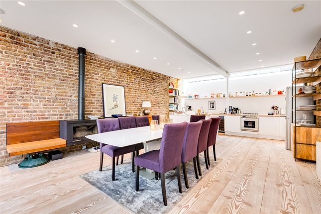Thumbnail Mews house for sale in Scampston Mews, London