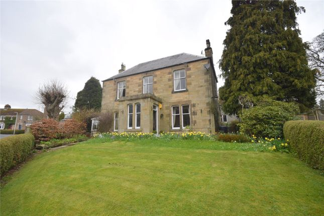 Thumbnail Detached house for sale in Manse Street, Galashiels, Scottish Borders