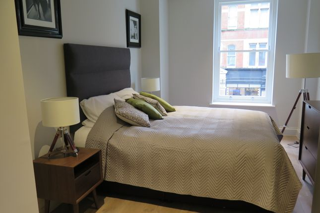 Thumbnail Flat for sale in The Lincolns, Gray's Inn Road, London