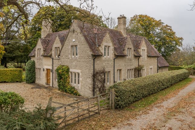 Thumbnail Detached house to rent in Hatherop, Cirencester
