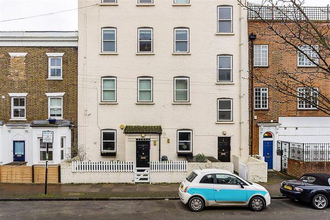 Exterior of Simpson Street, London SW11