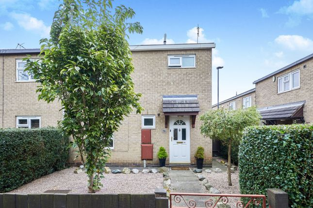 Thumbnail 3 bed end terrace house to rent in Parliament Street, Derby