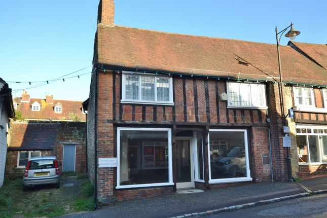 Semi-detached house for sale in Cherry Row, High Street, Petworth GU28