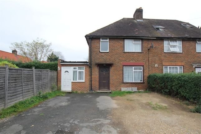 5 bed semi-detached house for sale in Halsway, Hayes