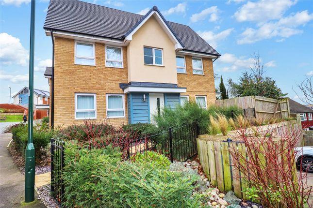 Thumbnail Semi-detached house for sale in Egerton Close, Belvedere, Kent