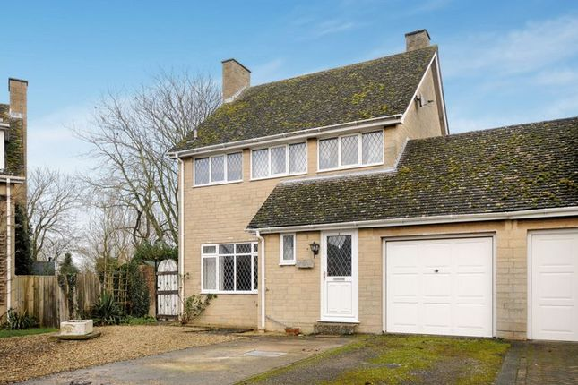 Thumbnail Detached house for sale in Bicester Road, Merton, Bicester