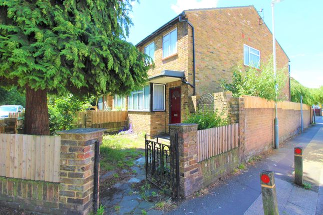 Thumbnail End terrace house to rent in Colham Avenue, West Drayton