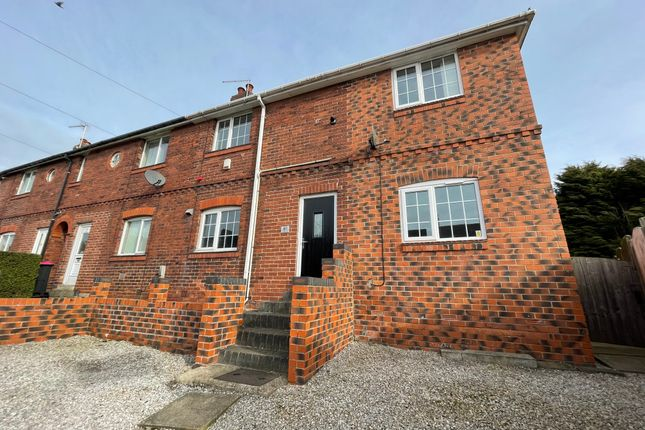 4 bed end terrace house to rent in St. Johns Road, Laughton, Sheffield S25