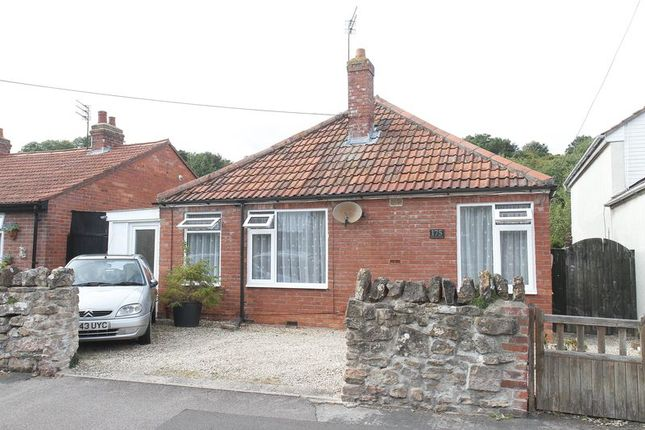 Thumbnail Detached bungalow for sale in Old Church Road, Clevedon