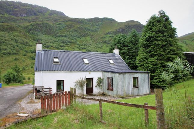 Thumbnail Cottage for sale in Camusluinie, By Kyle Of Lochalsh