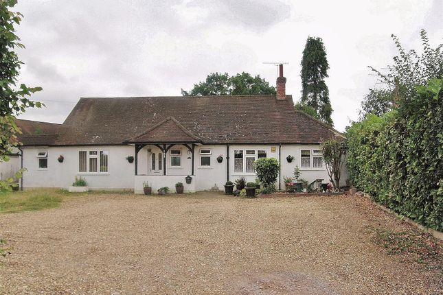 Detached bungalow for sale in Westfield Road, Woking