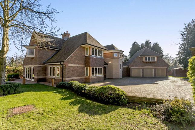 Thumbnail Detached house for sale in The Orchards, Four Oaks Estate, Sutton Coldfield