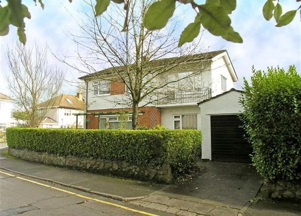 Thumbnail Detached house for sale in Rookwood Close, Llandaff, Cardiff