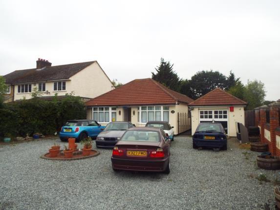 Thumbnail Bungalow for sale in Laindon, Basildon, Essex