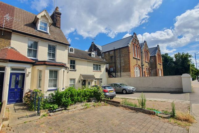 Thumbnail End terrace house for sale in New Road, Chatham, Kent.