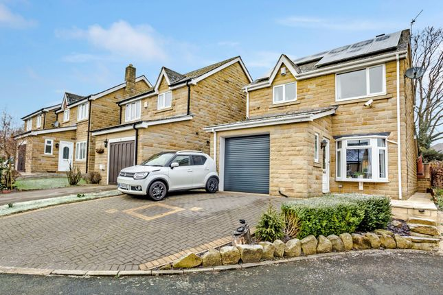 Thumbnail Detached house for sale in Ponyfield Close, Birkby, Huddersfield