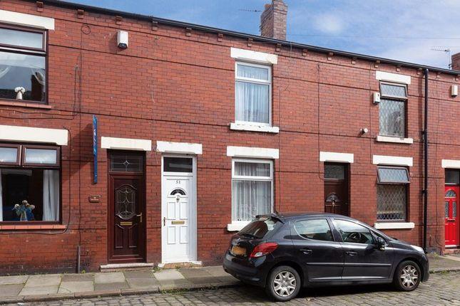 External of Bird Street, Ince, Wigan WN2