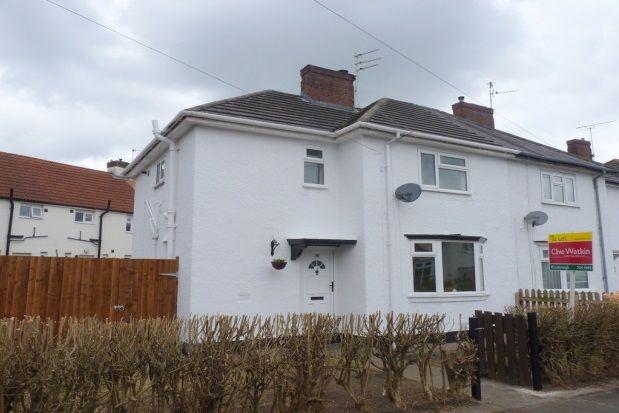 Thumbnail Property to rent in Mainwaring Road, Bromborough, Wirral