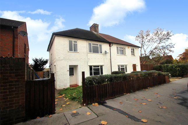 Thumbnail Property for sale in Thorneloe Gardens, Waddon, Croydon