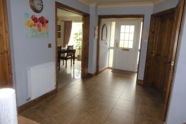 Entrance Hall of Iron Way, Tondu, Bridgend. CF32