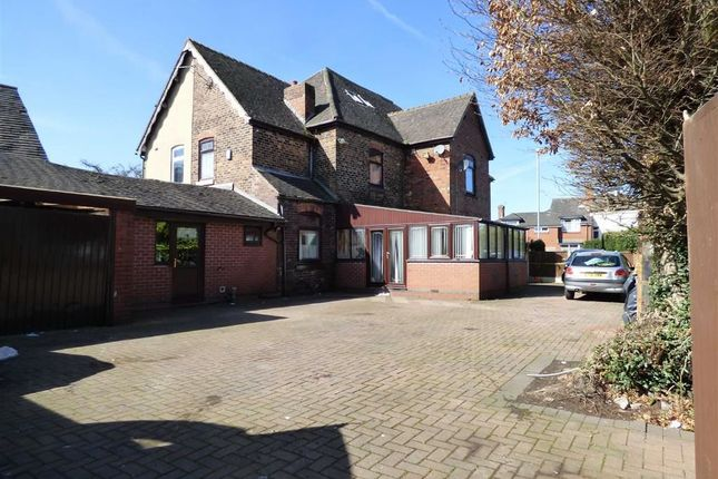 Thumbnail Semi-detached house for sale in High Lane, Burslem, Stoke-On-Trent