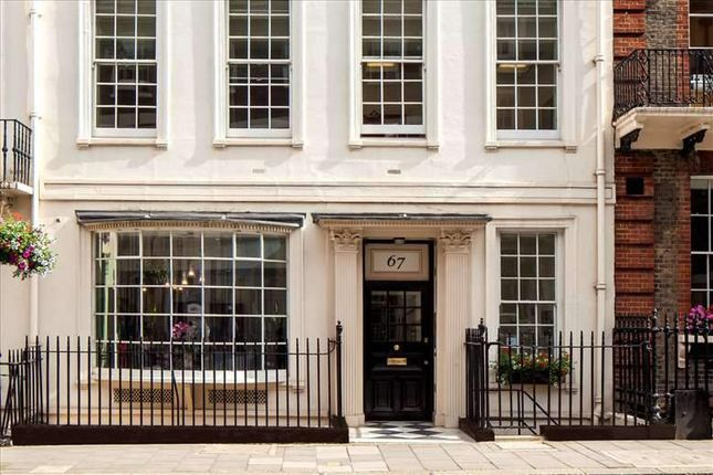 Thumbnail Office to let in Grosvenor Street, London