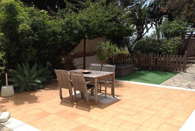 Terrace Garden From Apartment