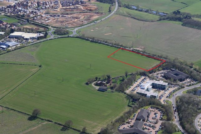 Thumbnail Land for sale in Site At Gallows Hill, Warwick