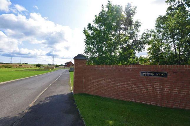 Estate Entrance of Whitton Court, Thornley, Durham DH6
