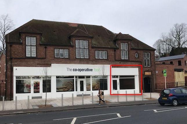 Thumbnail Retail premises to let in The Green, Kings Norton, Birmingham