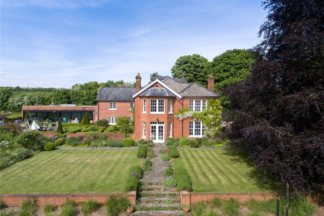 Thumbnail Detached house for sale in Bighton Lane, Bishop's Sutton, Alresford, Hampshire