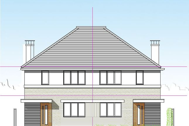 Thumbnail Semi-detached house for sale in Clarendon Road, Christchurch