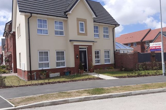 Thumbnail Detached house for sale in Thunderbolt Avenue, Warton, Preston