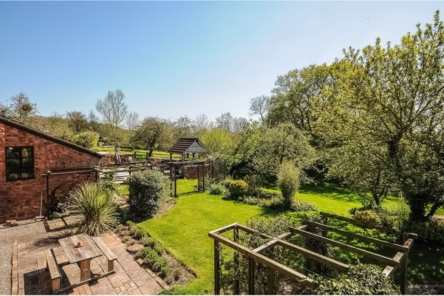 Garden of Wick Lane, Taunton TA2