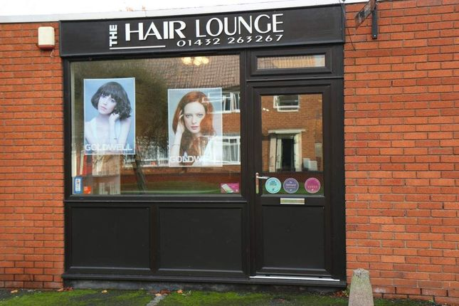 Thumbnail Retail premises for sale in Holmer Street, Hereford