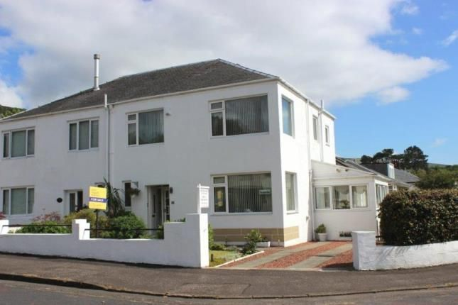 Thumbnail Semi-detached house for sale in May Street, Largs, North Ayrshire