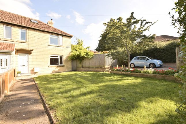 Thumbnail Semi-detached house for sale in The Oval, Bath, Somerset