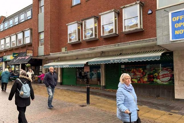 Thumbnail Retail premises to let in Castle Street, Hinckley