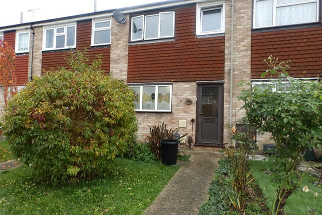Thumbnail Terraced house to rent in Stowe Crescent, Ruislip