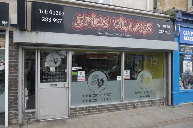 Thumbnail Commercial property for sale in Spice Village, 20B Front Street, Stanley