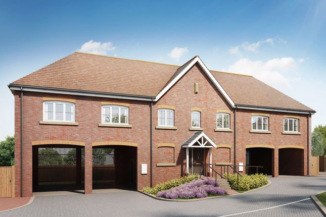 Thumbnail Flat for sale in 41 High Street, Henlow