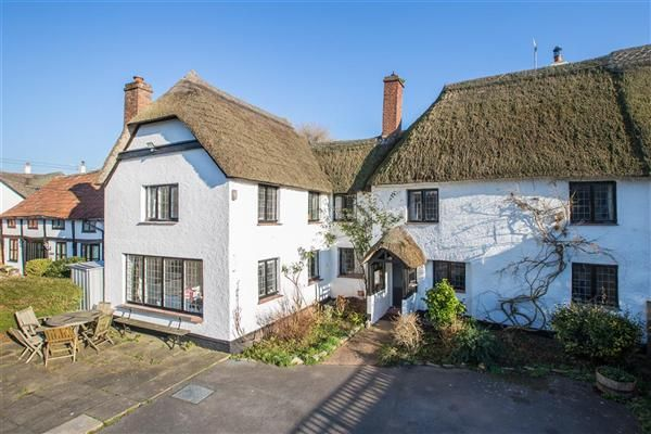 Thumbnail Property for sale in Ebford Court, Ebford, Exeter