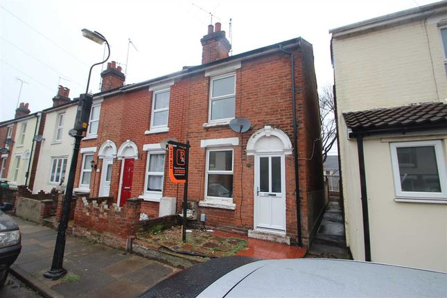 3 bed end terrace house for sale in Lisle Road, New Town, Colchester
