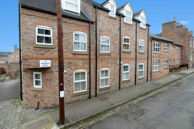 Thumbnail Flat to rent in Vine Street, York