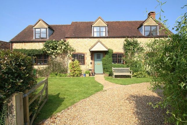 Thumbnail Detached house for sale in The Laurels, Stadhampton, Oxford