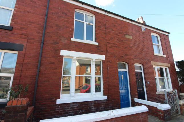 2 bed terraced house to rent in Victoria Road East, Thornton FY5