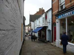 Thumbnail Retail premises for sale in 5 Victoria Square, Ashbourne