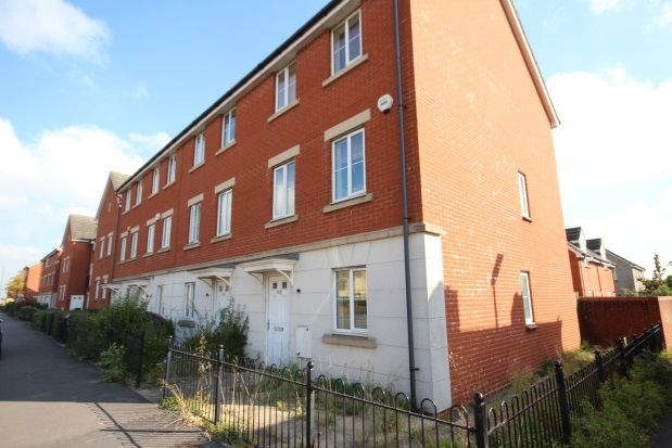 Thumbnail Town house to rent in Filton Avenue, Horfield, Bristol