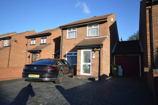 Thumbnail Detached house for sale in Blakemore Way, Belvedere
